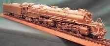 AKANE Brass HO Scale 2-8-8-4 EM-1 B&O Steam Locomotive Undecorated & Tested