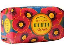 Ach Brito POPPI Red Poppy Soap 350g / 12.4oz  from Claus Porto FAST SHIPPING