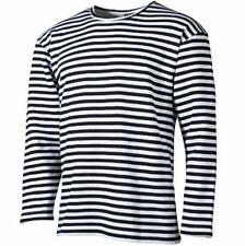 Unbranded Long Sleeve Striped T-Shirts for Men