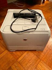 Used HP LaserJet P2035n Workgroup Laser Printer CE462A