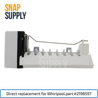 Snap Supply Ice Maker for Whirlpool Directly Replaces Part#: 2198597