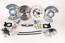 """1964-73 Ford Mustang D/S Disc Brake Conversion Kit, Drum to Disc 11"""" D/S Rotors"""