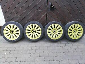 Audi Chrysler Seat Skoda VW MAM Felgen 225/45 R17 97W 5x100/112 Sommerräder
