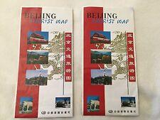 Beijing China Tourist Map