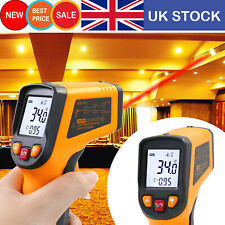 Digital Laser Infrared Handheld Temperature Gun Non-Contact Temperature Detector