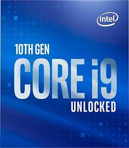 Intel - Core i9-10850K Desktop Processor - 10 Cores up to 5.2 GHz Unlocked L...