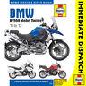 [4925] BMW R1200GS R1200RT R1200R DOHC Twins 2010-12 Haynes Workshop Manual