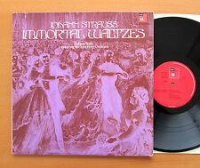 Johann Strauss Immortal Waltzes Robert Stolz 2xLP Gatefold BASF BAG 22 21122-3