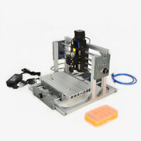 Graviermaschine FräSer Router 2417 PCB Mini Milling Machine Kit Metal CNC