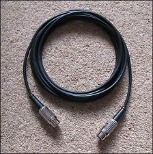 Custom Made Meridian Audio Master (M5) Communications Lead 3 metres length