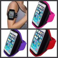 Gym Sports Armband Case Holder Running Jogging Arm Band Strap For Samsung Galaxy