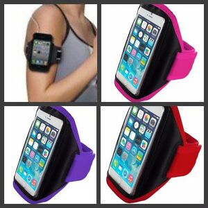 Running Sports Armband Phone Holder Gym Jogging iPhone 12 11 PRO XR XS Max 8 7SE