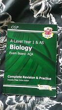 New A-Level Biology: Year 1 & AS Complete Revision & Practice with Online...