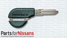 GENUINE NISSAN IGNITION DOOR KEY 300ZX Z32 MASTER 90-96 OEM