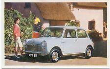 Mini Austin Seven Original Factory colour Postcard Ref No. 1834