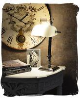 VINTAGE BANKERS LAMP BELLE EPOQUE BANKER LAMPE TISCHLAMPE Schreibtischlampe neu