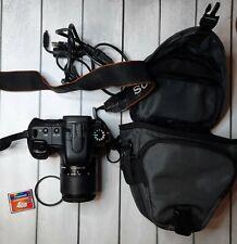 Sony Alpha DSLR-A200 SLR Digital Camera with Sony 18-70mm Lens