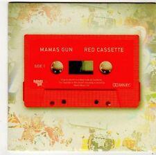 (FI379) Mamas Gun, Red Cassette - 2014 DJ CD