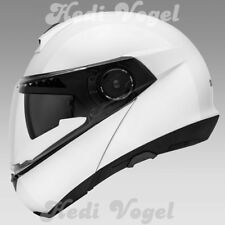 Schuberth plegable casco c4 glossy White tamaño 60-61 XL
