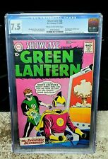 Showcase #23 CGC 7.5 2nd Appearance of the Silver-Age Green Lantern