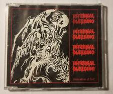 INTERNAL BLEEDING INVOCATION OF EVIL US VINTAGE 1993 CD WILD RAGS RECORDS WRR060