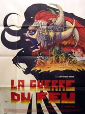 QUEST FOR FIRE - Annaud - Perlman - 47x63 FRENCH POSTER