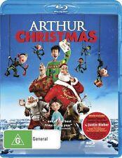 Arthur Christmas - Sarah Smith NEW B Region Blu Ray
