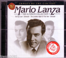 MARIO LANZA Ultimate Collection 2CD Classic Greatest Anthology DANNY BOY BELOVED