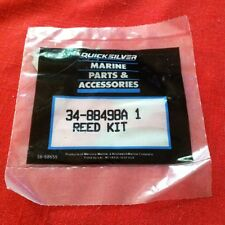New Sealed Mercury Quicksilver 8 Piece Reed Kit 34-884981 3488498A1