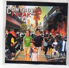 (DK862) Control Freak, Everything - 2009 DJ CD