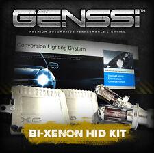 GENSSI Premium Bi-Xenon High Low HID Conversion Kit 9007 CANBUS Bulb 6000K