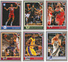 2016-17 Panini Complete Basketball - Silver Parallels & RC's - Choose #'s 1-200