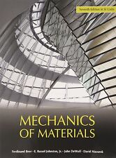 Mechanics of Materials by E. Russell Johnston, Ferdinand P. Beer, John T. DeWolf