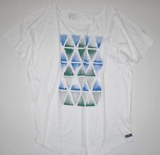 New Burton Womens Trinity Fashion Tee Shirt Tshirt Medium
