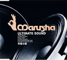 "MARUSHA Ultimate Sound / Shark 5"" MAXI CD Single 1998"