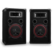 [B-WARE] PAAR PA BOXEN DJ PARTY LAUTSPRECHER 3-WEGE SYSTEM 500W SOUND PASSIV SPE