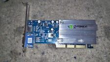 Carte graphique Nvidia MX4000 AGP 128 MB VGA video