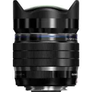 Olympus 8mm f/1.8 Fisheye PRO Lens
