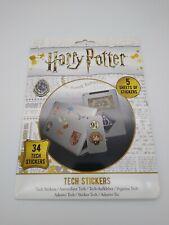 Harry Potter Vinyl Tech Stickers Laptop Tablet Phone Decals Hogwarts Gift