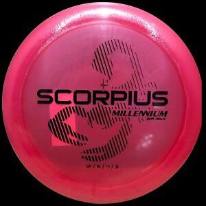 Millennium Quantum Scorpius Disc Golf Driver 170g