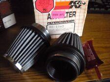 Open Box K&N Reusable Air Filter RC-1062 Suzuki GS400 GS425 GS450 Pod Filters 2