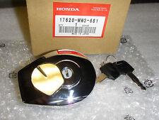 Honda New Fuel Gas Cap 250 750 1100 1500 CB250 CB750 GL1500 VT1100 17620-MW3-681