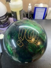 Storm Iq Tour Emerald Bowling Ball 14lb