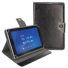 10 Zoll Tablet PC Universal Tasche Schutzhülle Case Etui Tab Cover Book schwarz