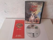 The Lord of the Rings, Cartoon Movie  - Complete Movie - DVD Film
