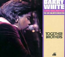 SEALED NEW CD Barry White - Together Brothers: Original Motion Picture Soundtrac