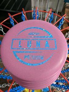 DISCRAFT PAUL MCBETH LUNA PUTTER 173-174g - PINK W/ BLUE