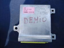 Airbag, Airbagsteuergerät Mazda Demo DW