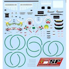 F'artefice 1:43 Decals for Ferrari F1 F60