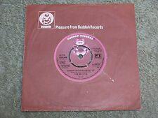 THE M. V. P.'s turnin' my heartbeat up BUDDAH RECORDS 7-inch single BDS 469!